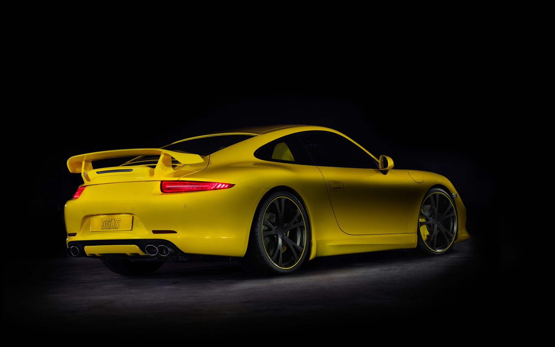 porsche techart wallpaper wallpapers 1920x1200