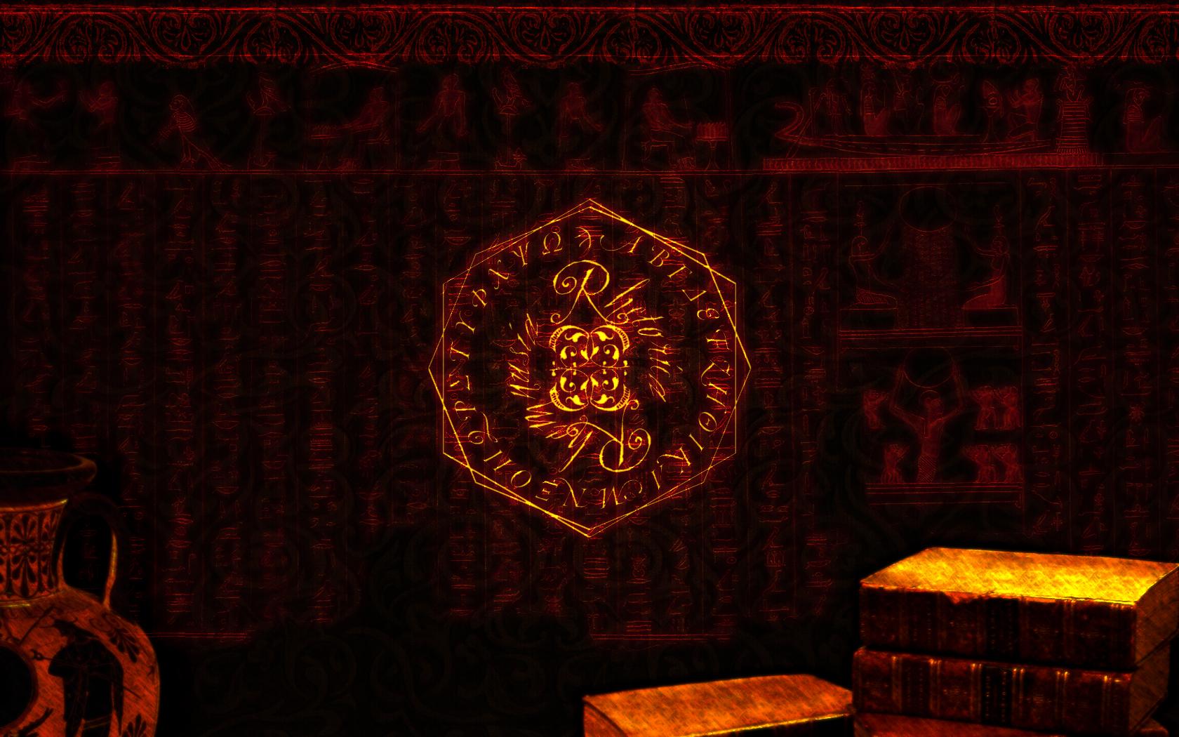 Dark   Occult Wallpaper 1680x1050