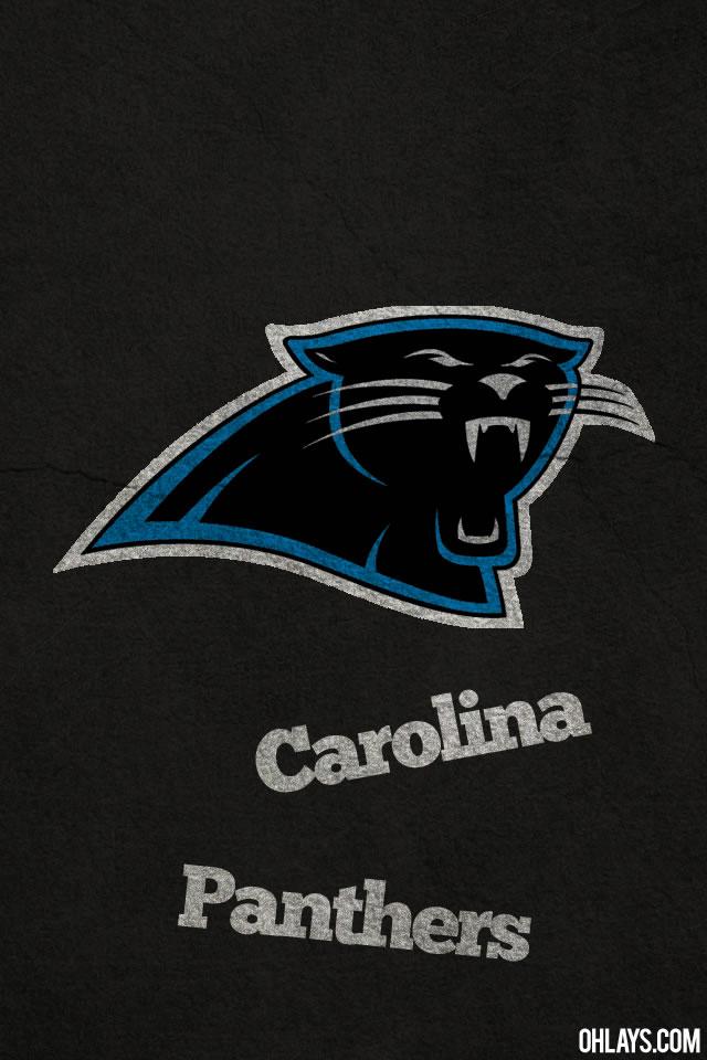 Carolina Panthers IPhone Wallpaper 640x960
