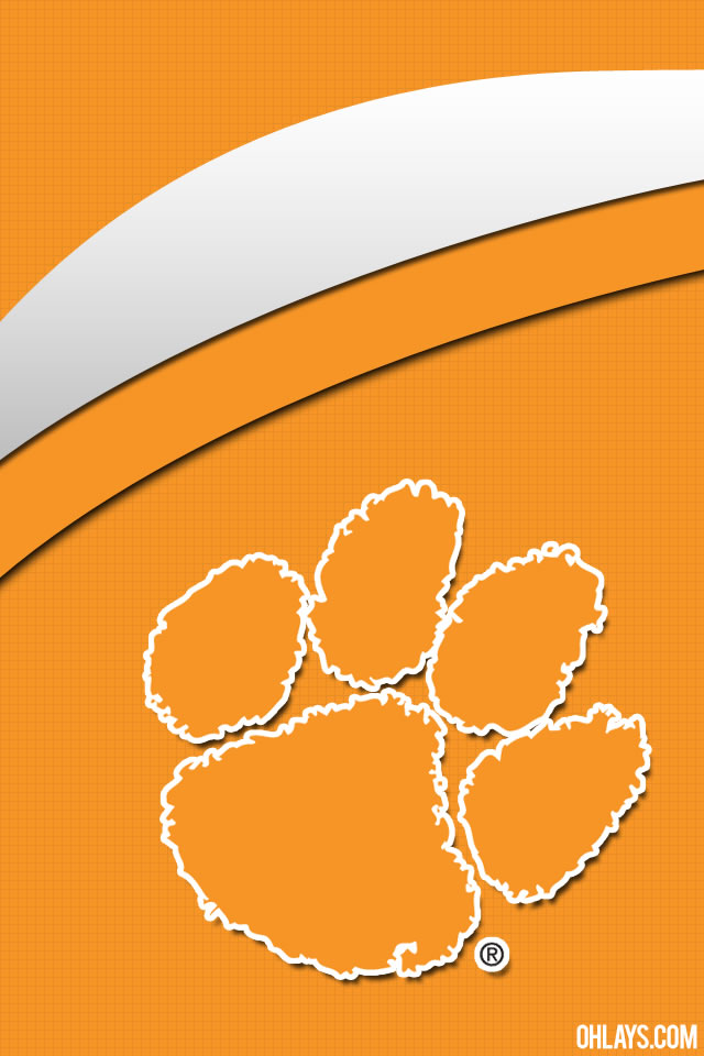 Clemson Tigers Wallpaper Graphics Pictures For Funny   Doblelolcom 640x960
