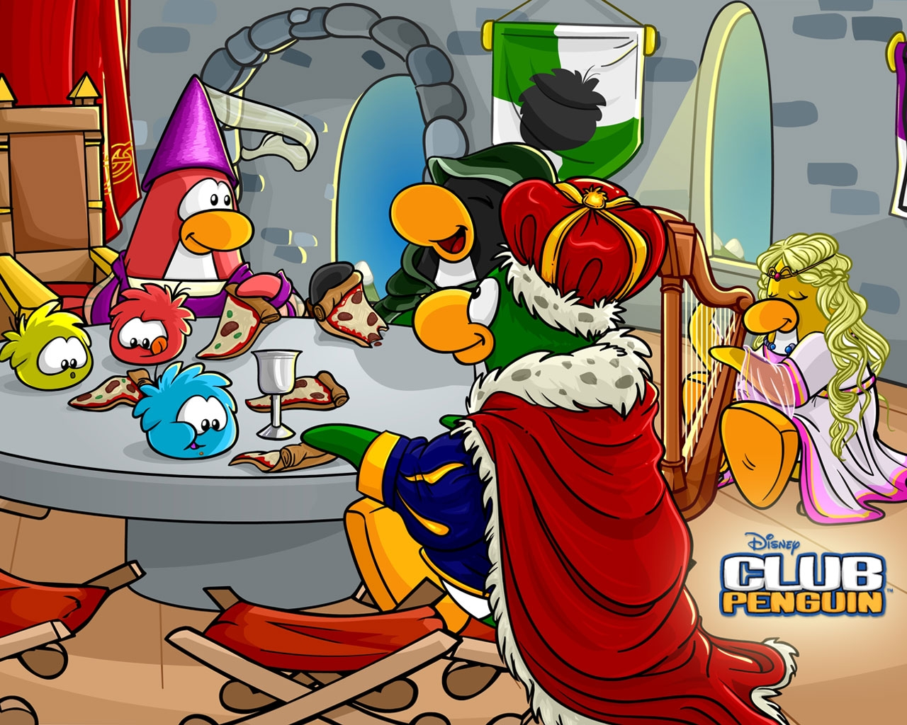 Club Penguin images Club Penguin HD wallpaper and background 1280x1024