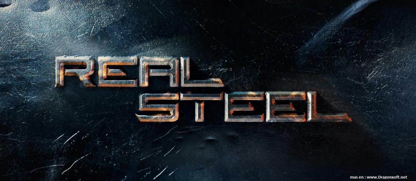 Wallpapers de la pelicula Real Steel en HD DragonXoft 1350x588