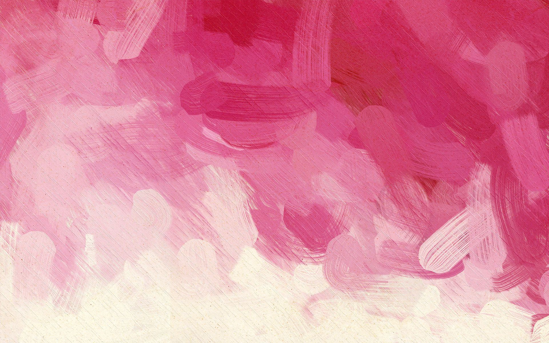 artsy painted backgrounds Pink paint strokes HD Wallpaper 1920x1200