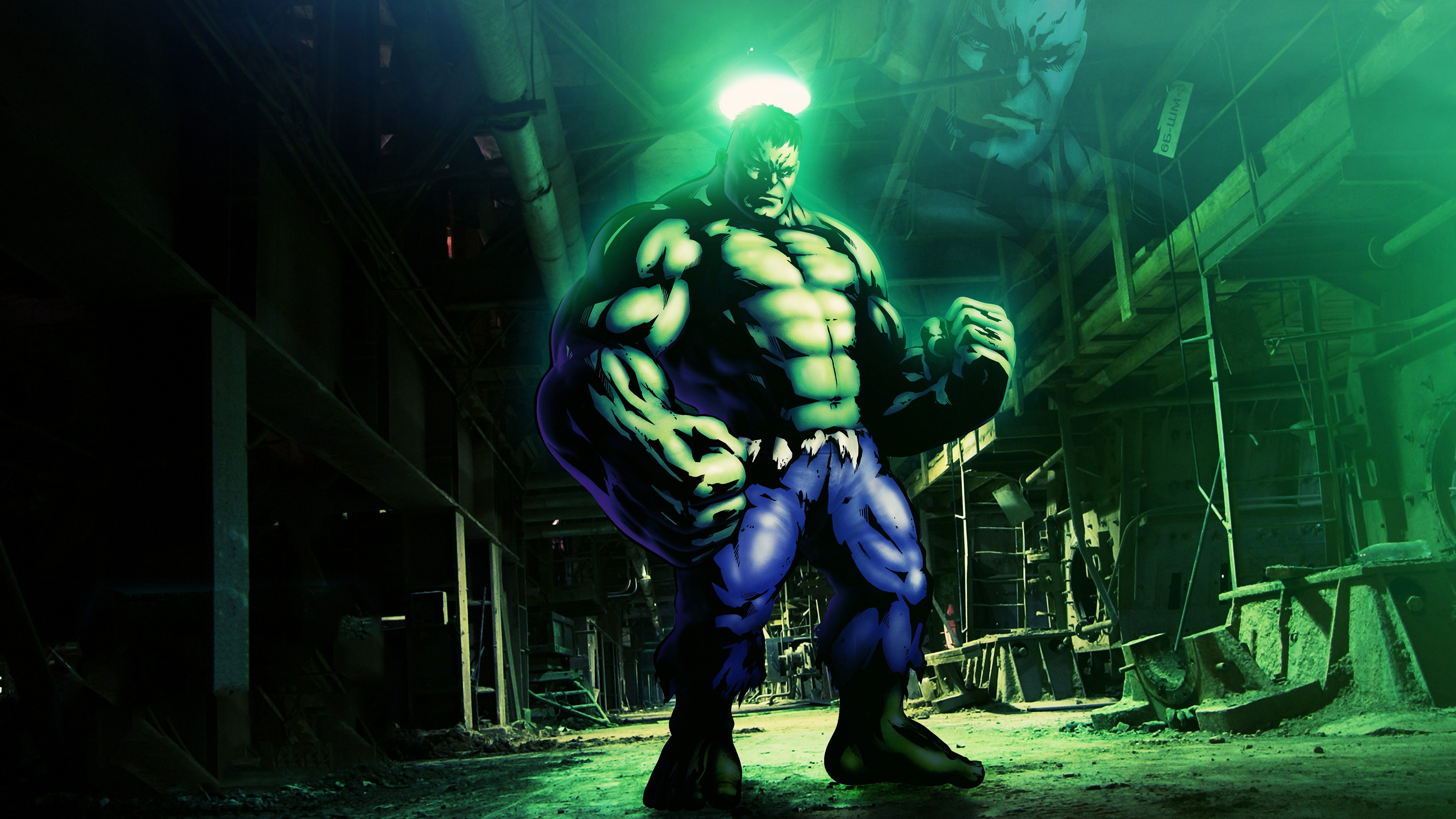 Hulk 4K Wallpapers HD Wallpapers 4000x2250