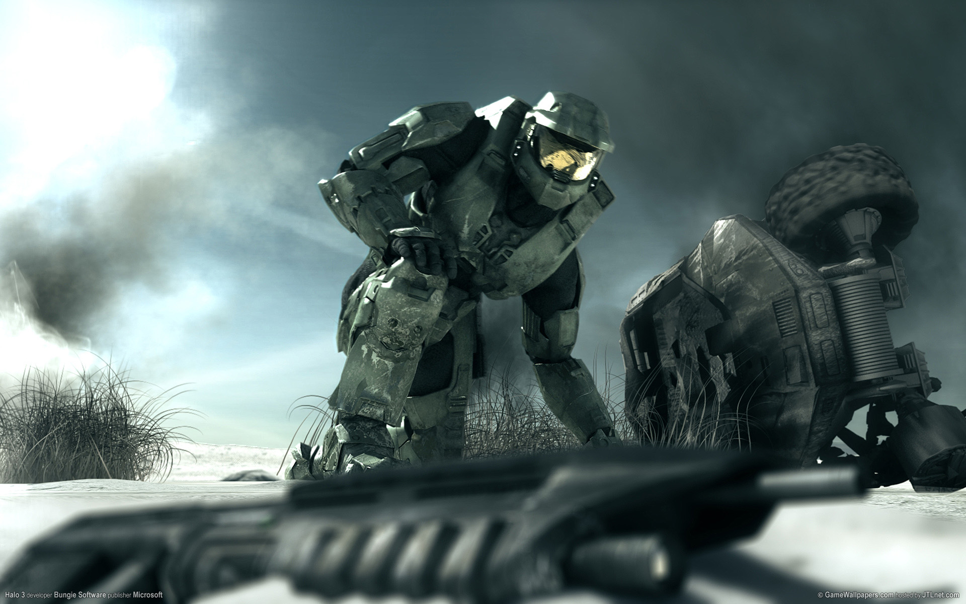 Halo wallpapers 1920x1200