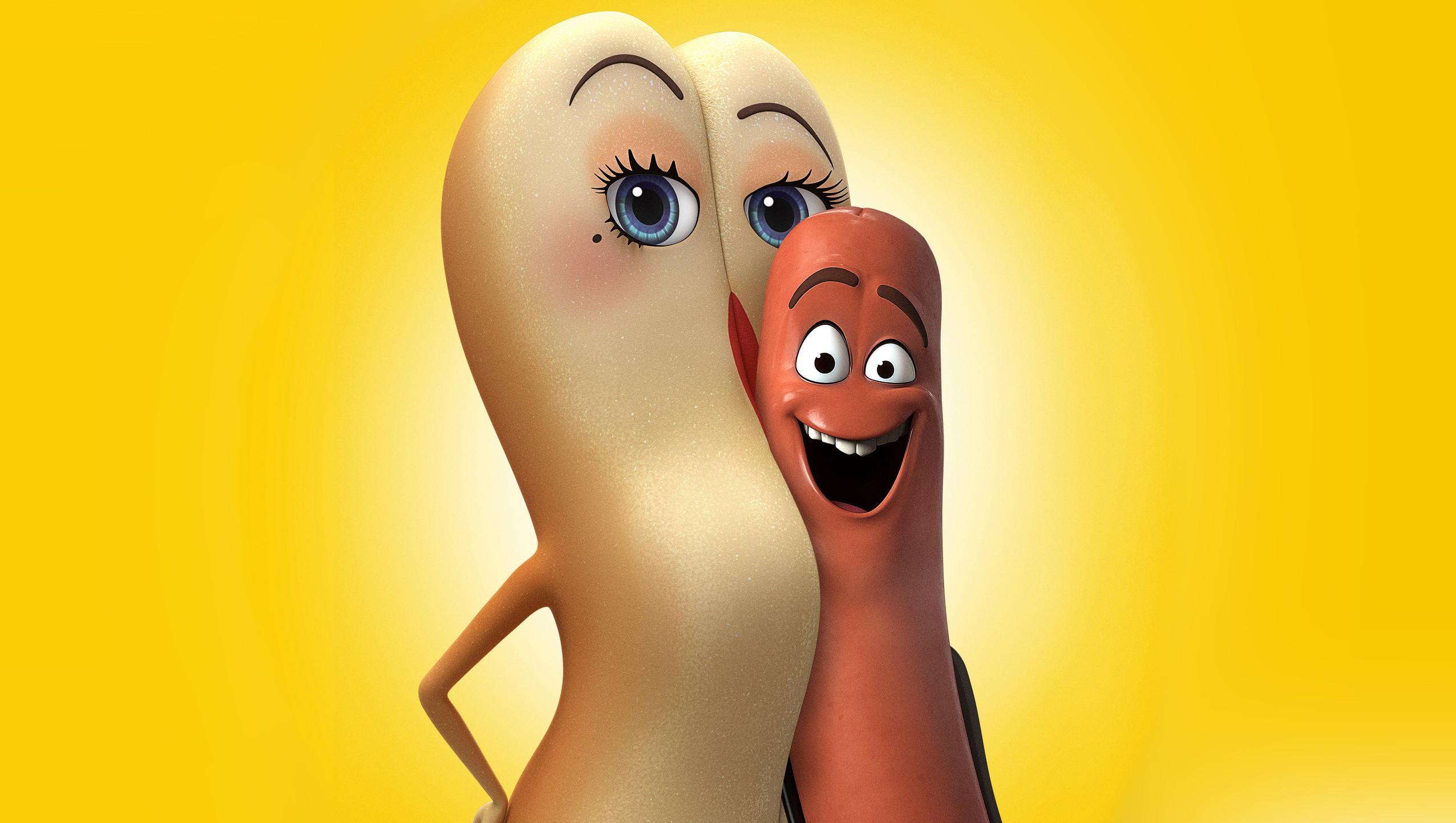 Sausage Party 2016 Desktop Wallpaper Moviemania 2552x1442