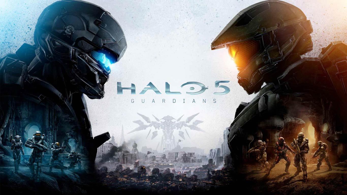 Halo 5 Guardians XBOX 360 HD Wallpapers computer desktop wallpapers 1366x768