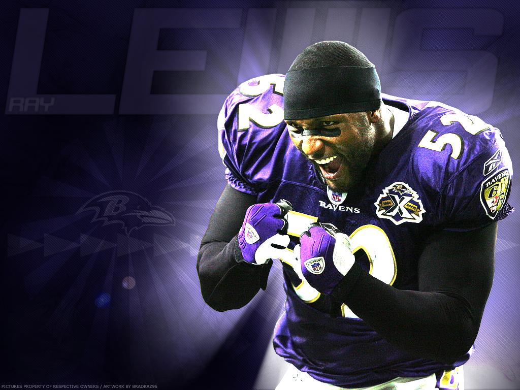 Download Baltimore Ravens wallpaper ray lewis wallpaper 1024x768