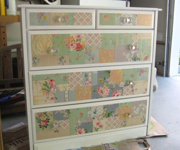 Using Wallpaper on Furniture WallpaperSafari