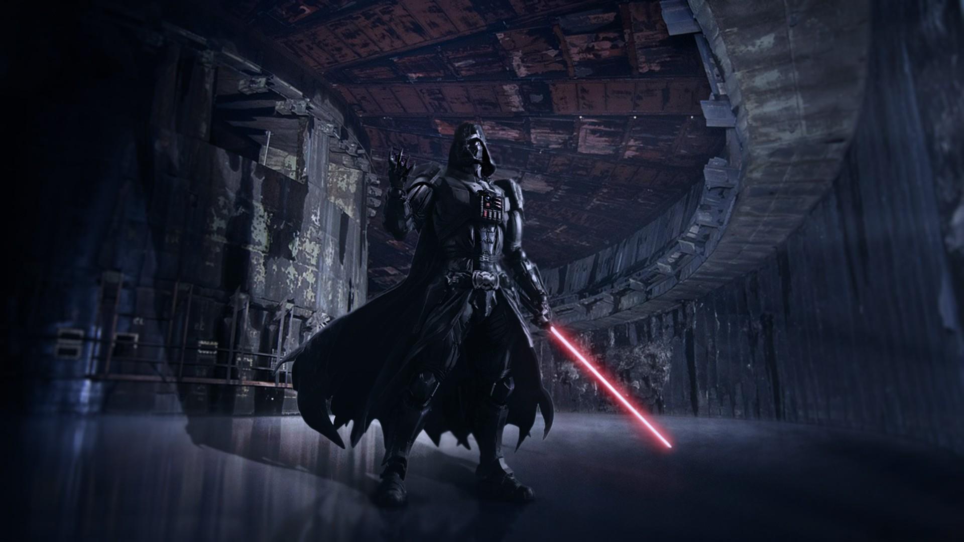 75 Star Wars Darth Vader Wallpaper On Wallpapersafari