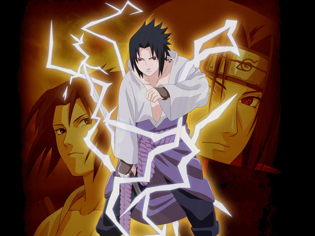 Free Naruto Shippuden Wallpaper Sasuke Wallpaper
