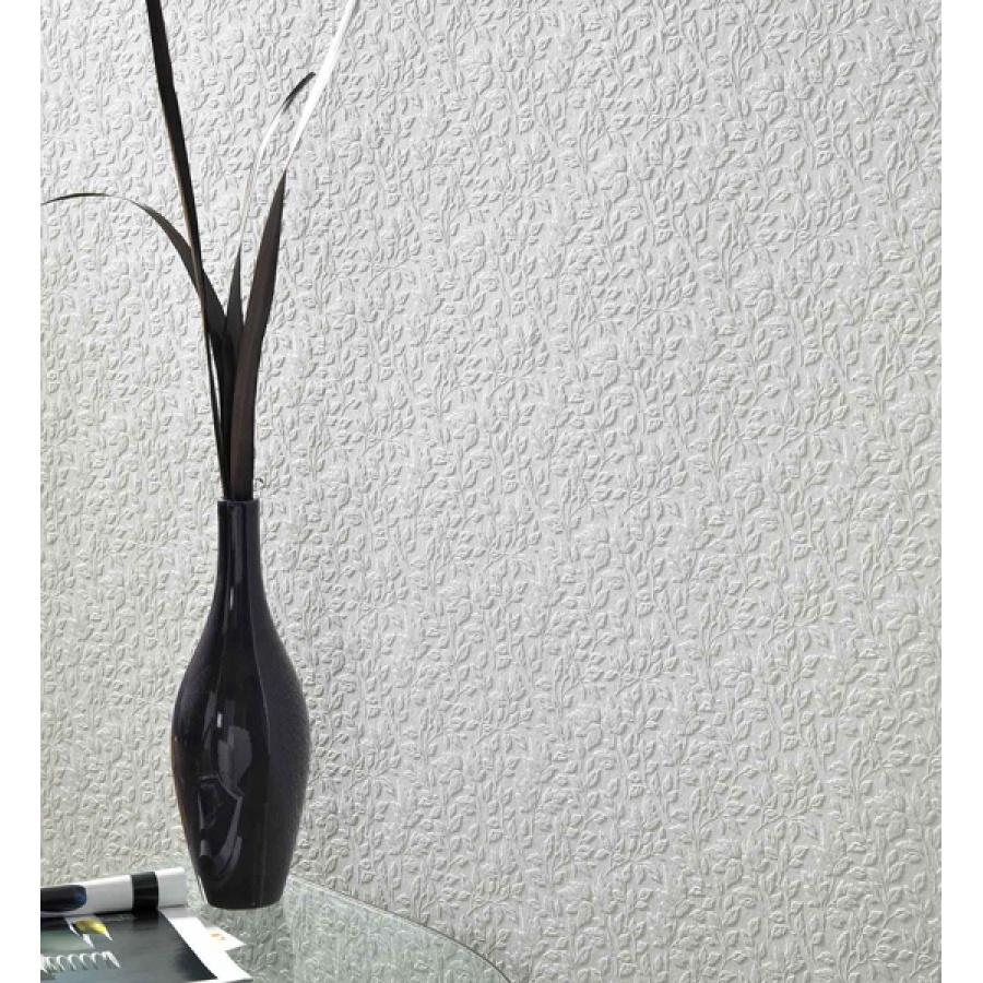 Graham Brown Small Leaf Paintable Wallpaper Wallpaper at Bobby Berk 900x900