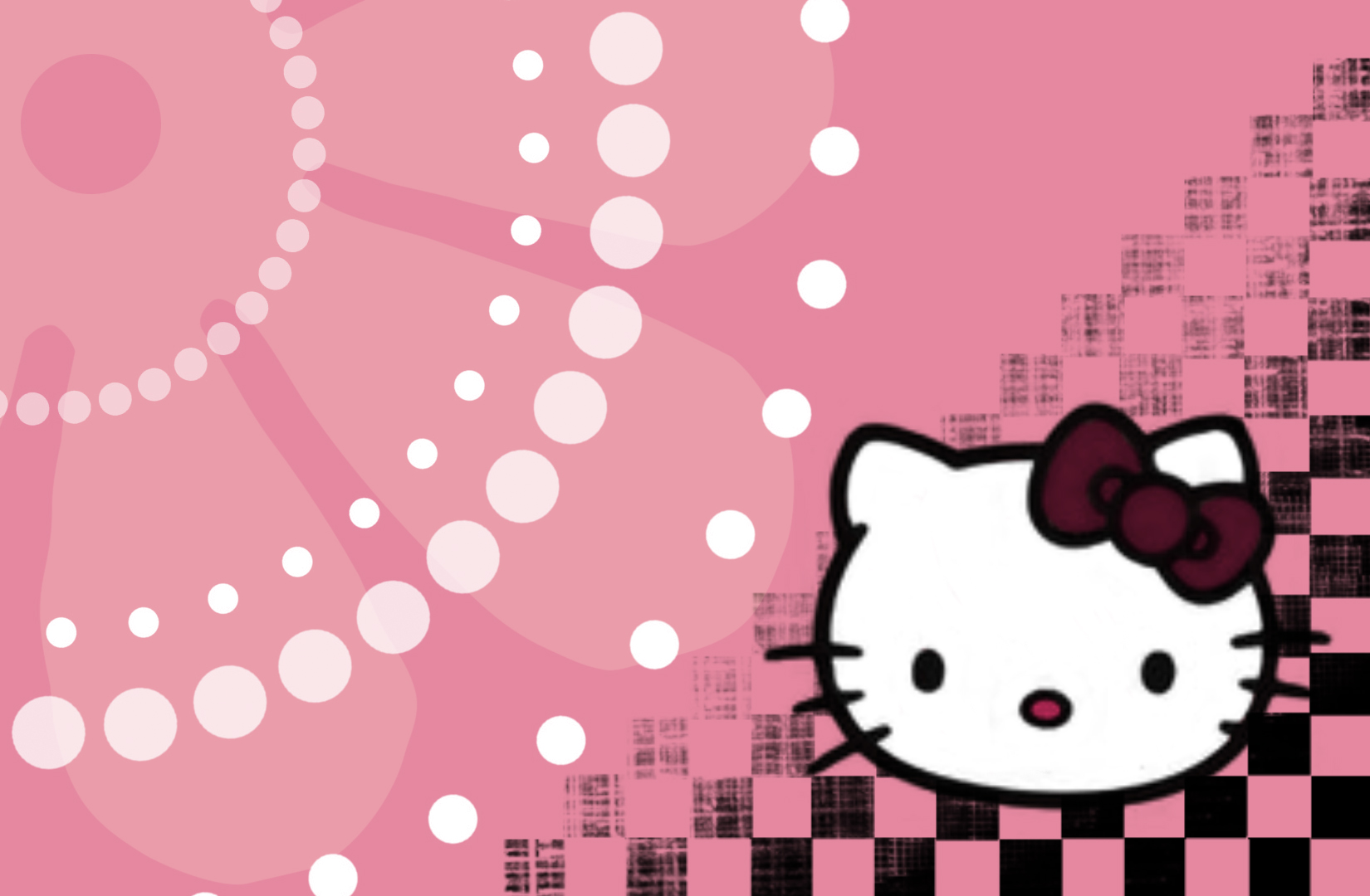 download Hello Kitty Wallpaper Desktop Background [1650x1080 1650x1080