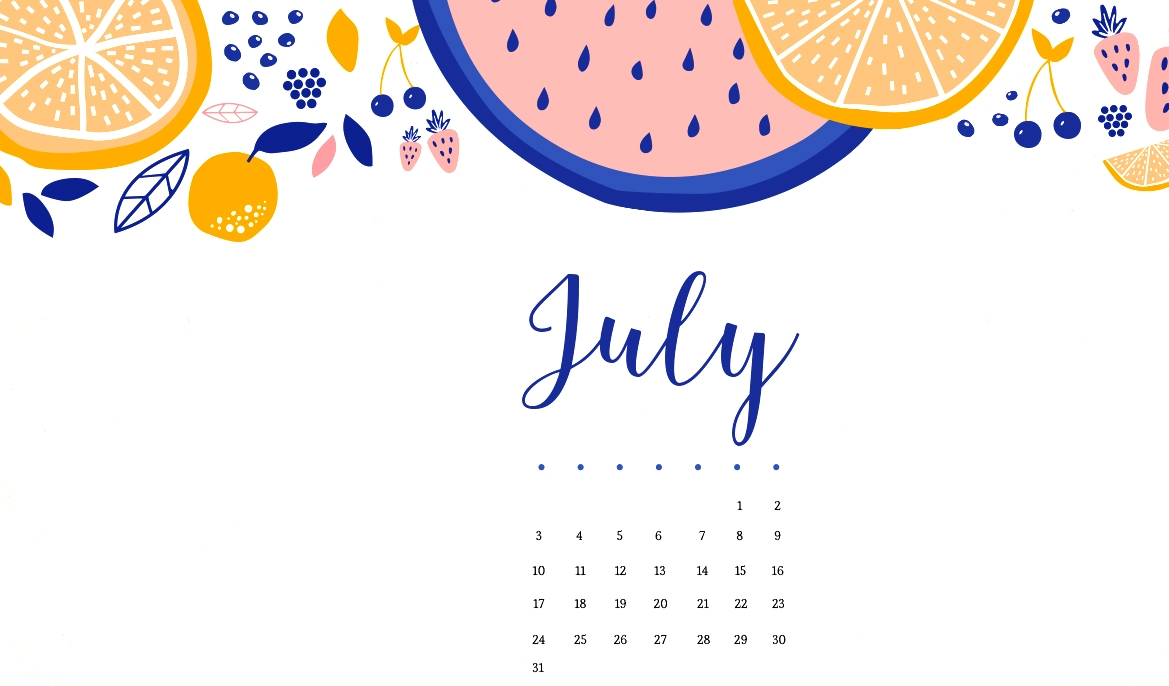 July Calendar 2018 Printable Excel With Holidays 1169x686