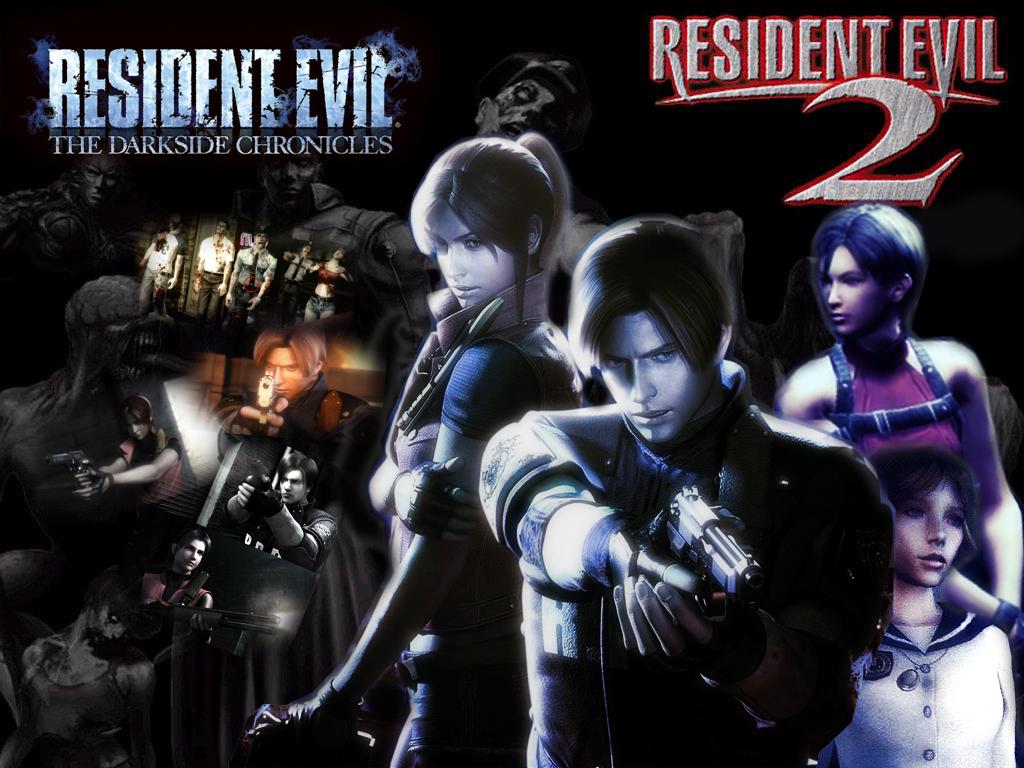 Free Download Resident Evil 2 Wallpaper By Blackfantasyworld