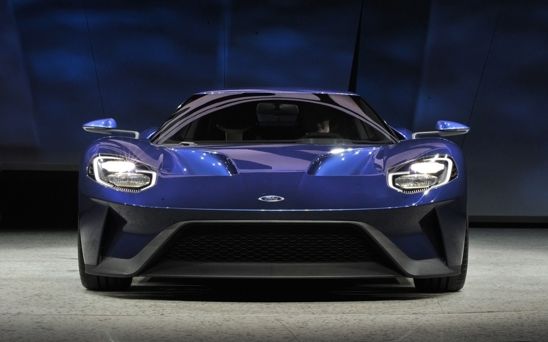 2016 Ford GT   NAIAS Debut   2   1920x1200   Wallpaper 1920x1200