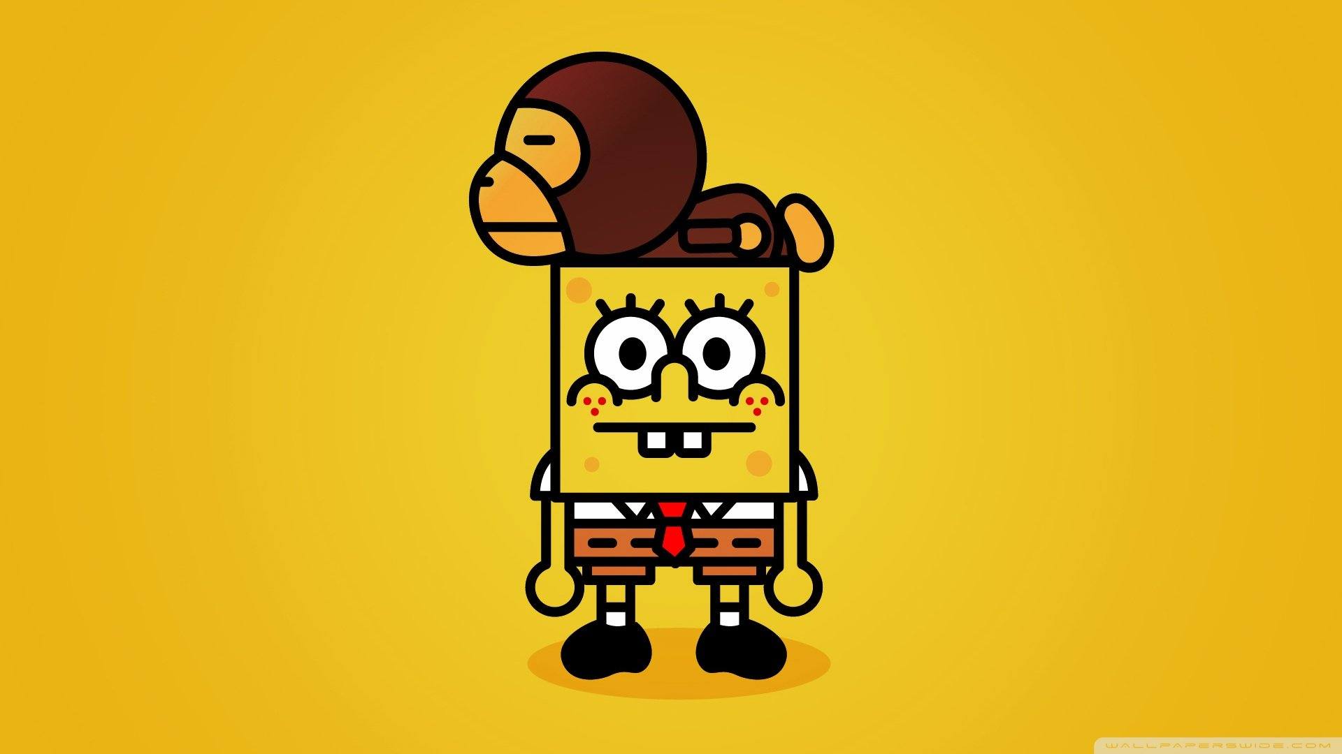 Spongebob Wallpaper Swag Wallpapersafari