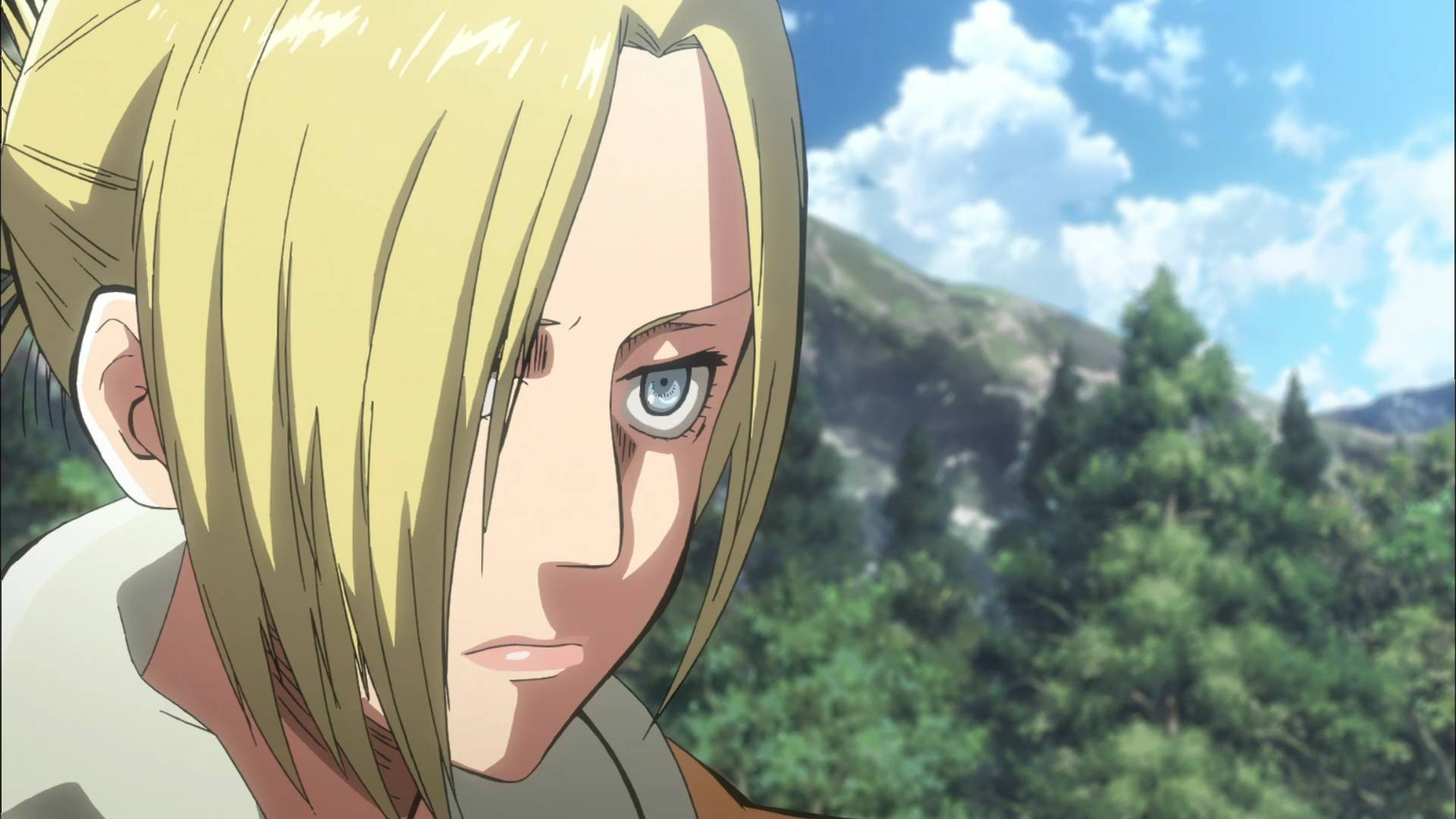 badass annie leonhart   Attack on Titan Picture 1920x1080