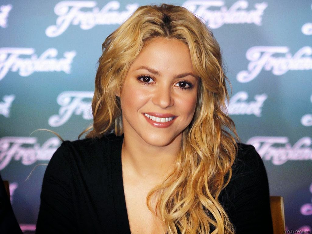 Shakira Wallpaper 2014 Wallpapersafari