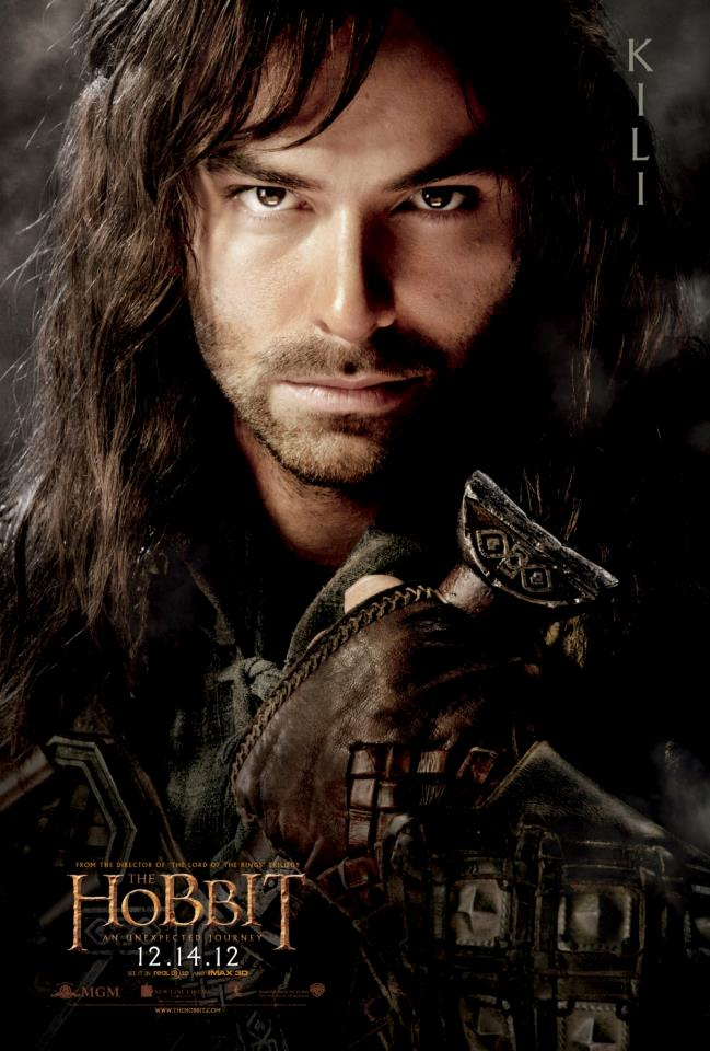 The Hobbit images The Hobbit Movie Poster   Kili HD wallpaper and 649x960