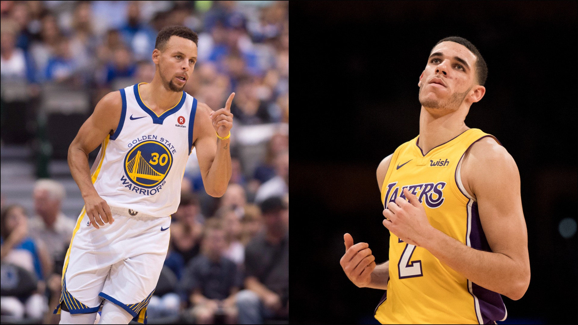 Steph Curry denies beef with LaVar Ball offers support for Lonzo Ball 1920x1080