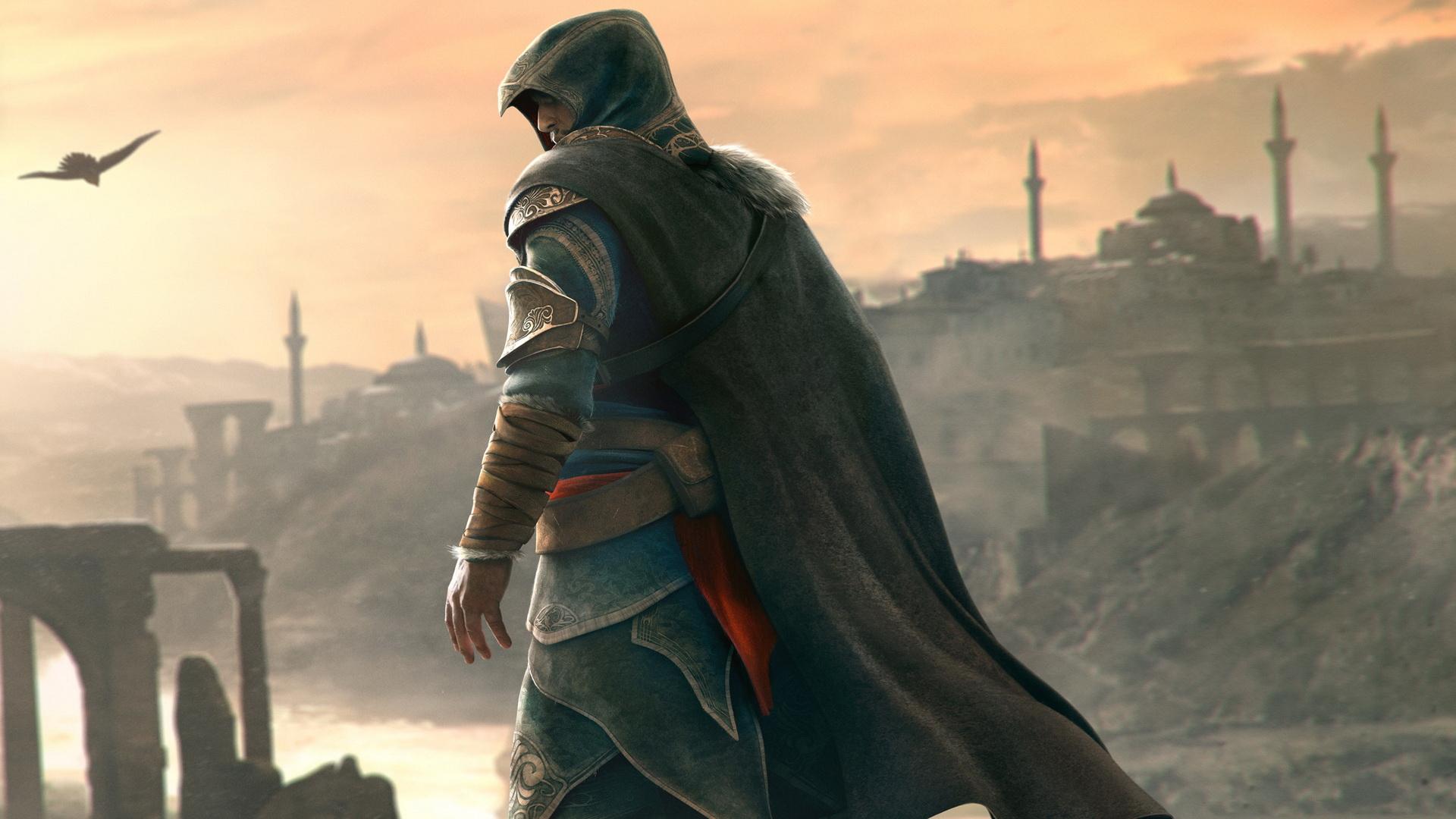 Assassin 39 s Creed Revelations Wallpaper 1080P 1920x1080