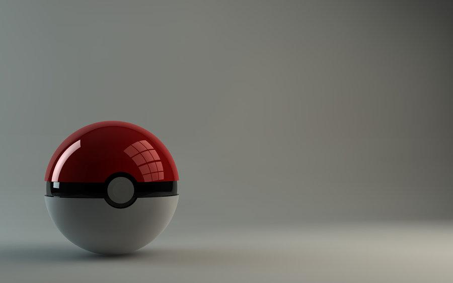 Pokemon HD Pokeball by FnStudios 900x563