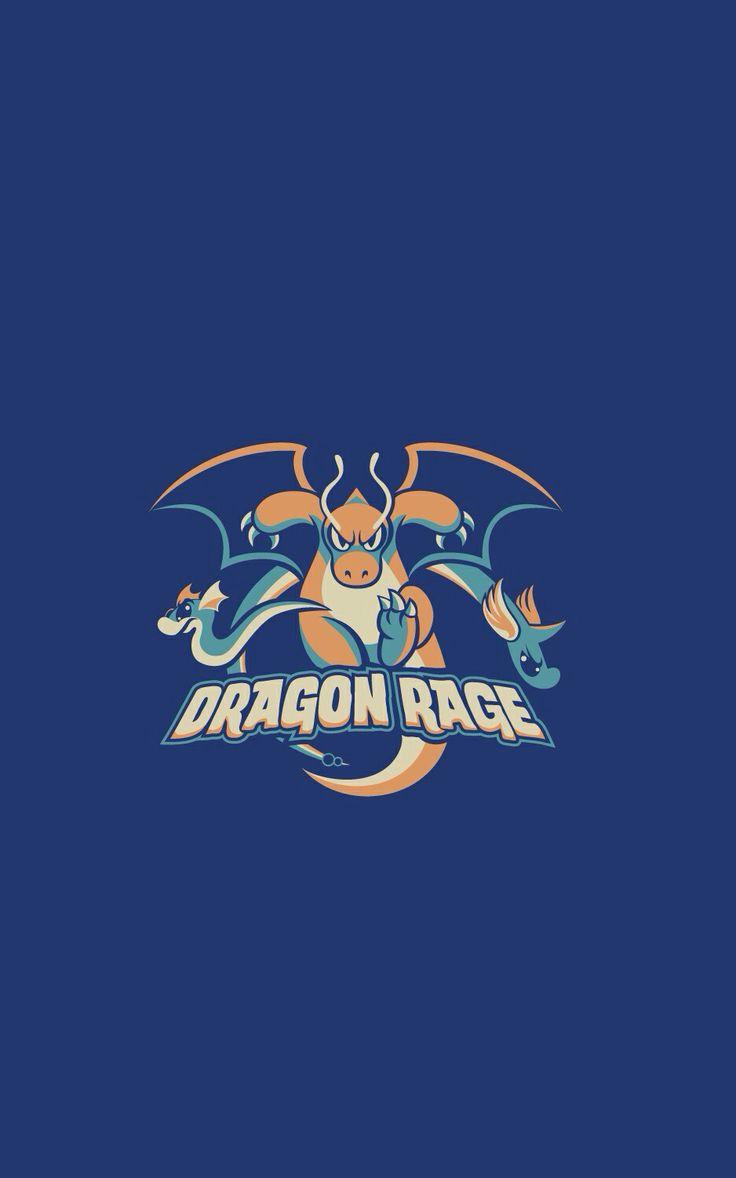 Pokemon dragon rage iPhone 5 wallpaper Pokemon Pinterest 736x1178