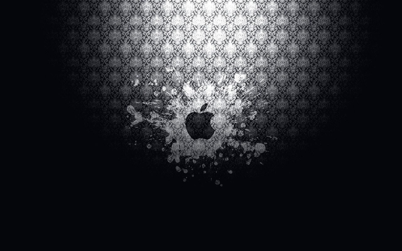 apple wallpaper desktop black apple wallpaper apple mac wallpaper 1280x800