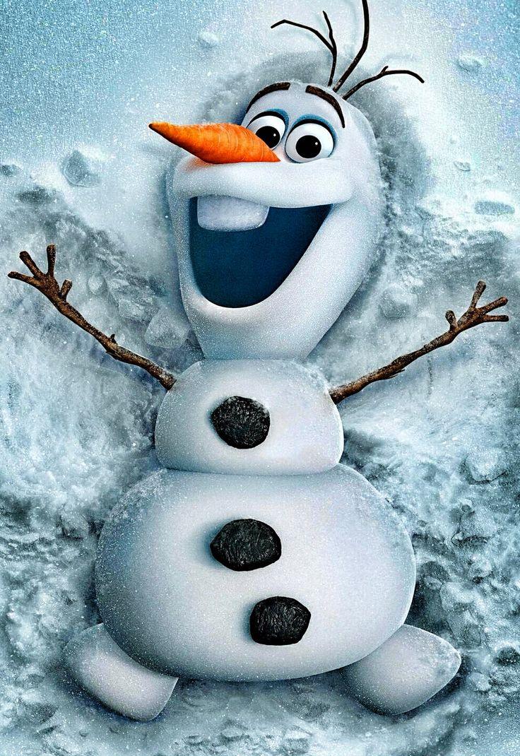 Olaf the Snowman   Disney Channel Movies Photo 37648082 736x1070