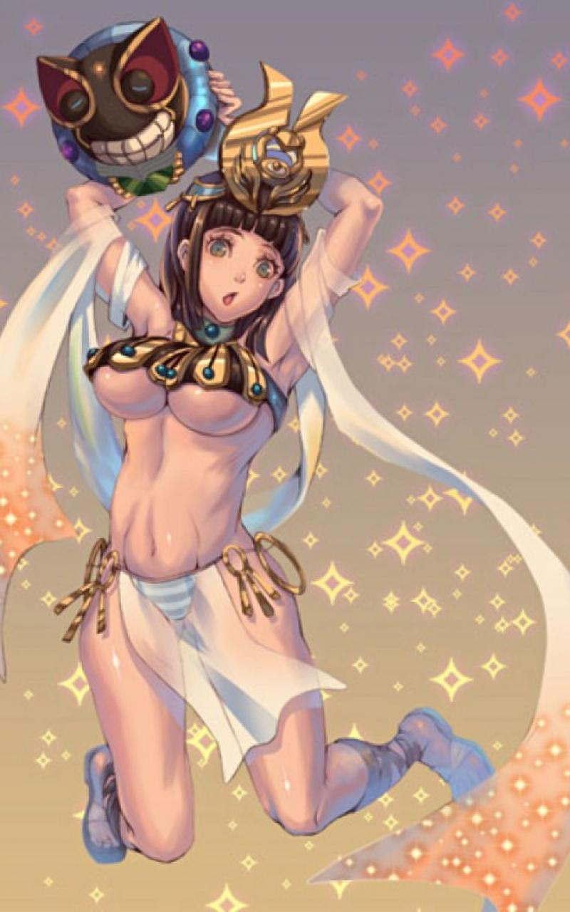 menace queens blade best widescreen background awesome HD Wallpaper of 800x1280