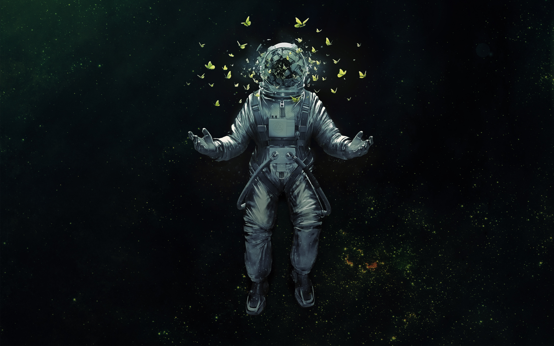 astronaut floating away - photo #12