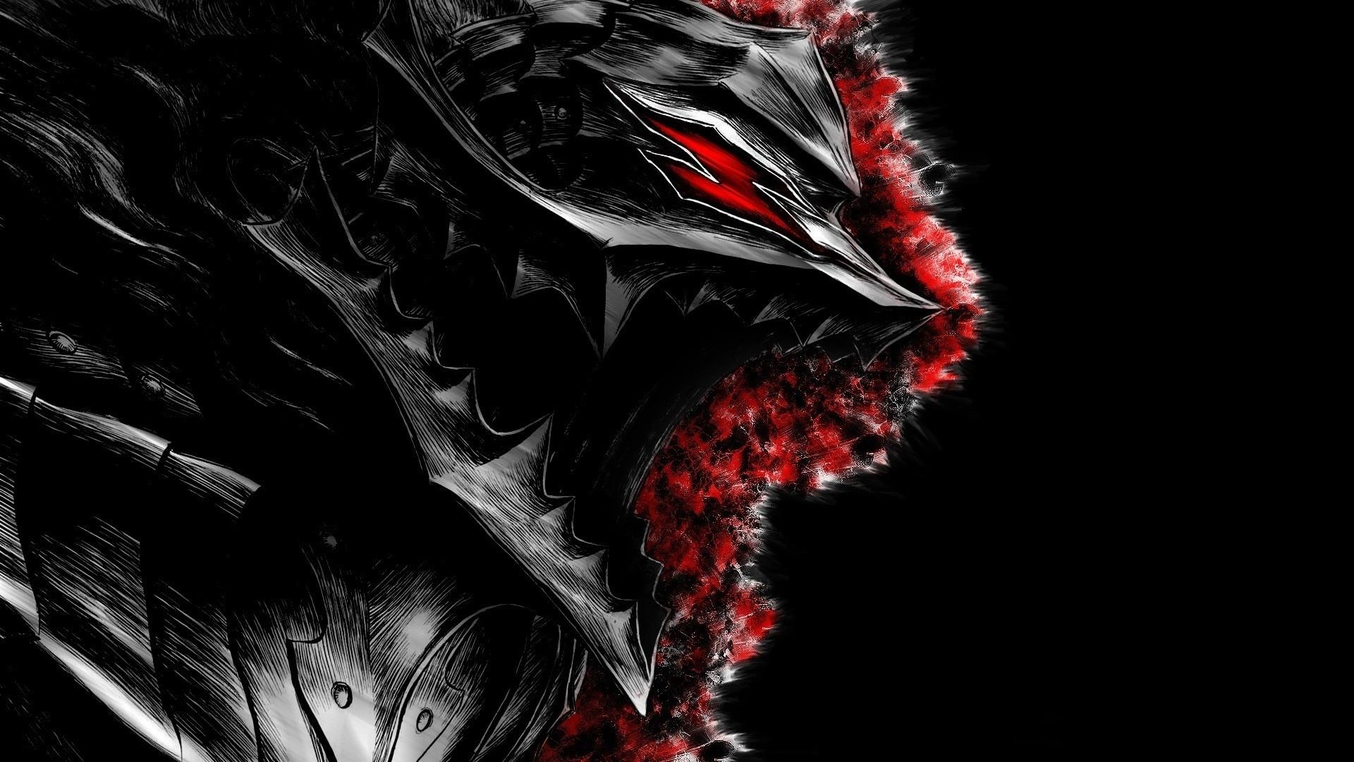fantasy berserk guts fantasy art 1920x1080 wallpaper Wallpaper HD 1920x1080