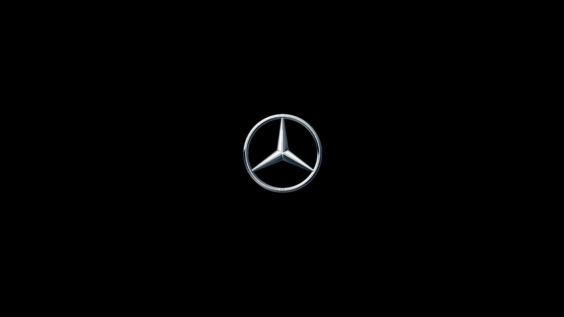 Mercedes Benz Logo Wallpaper HD Full HD Pictures 1920x1080