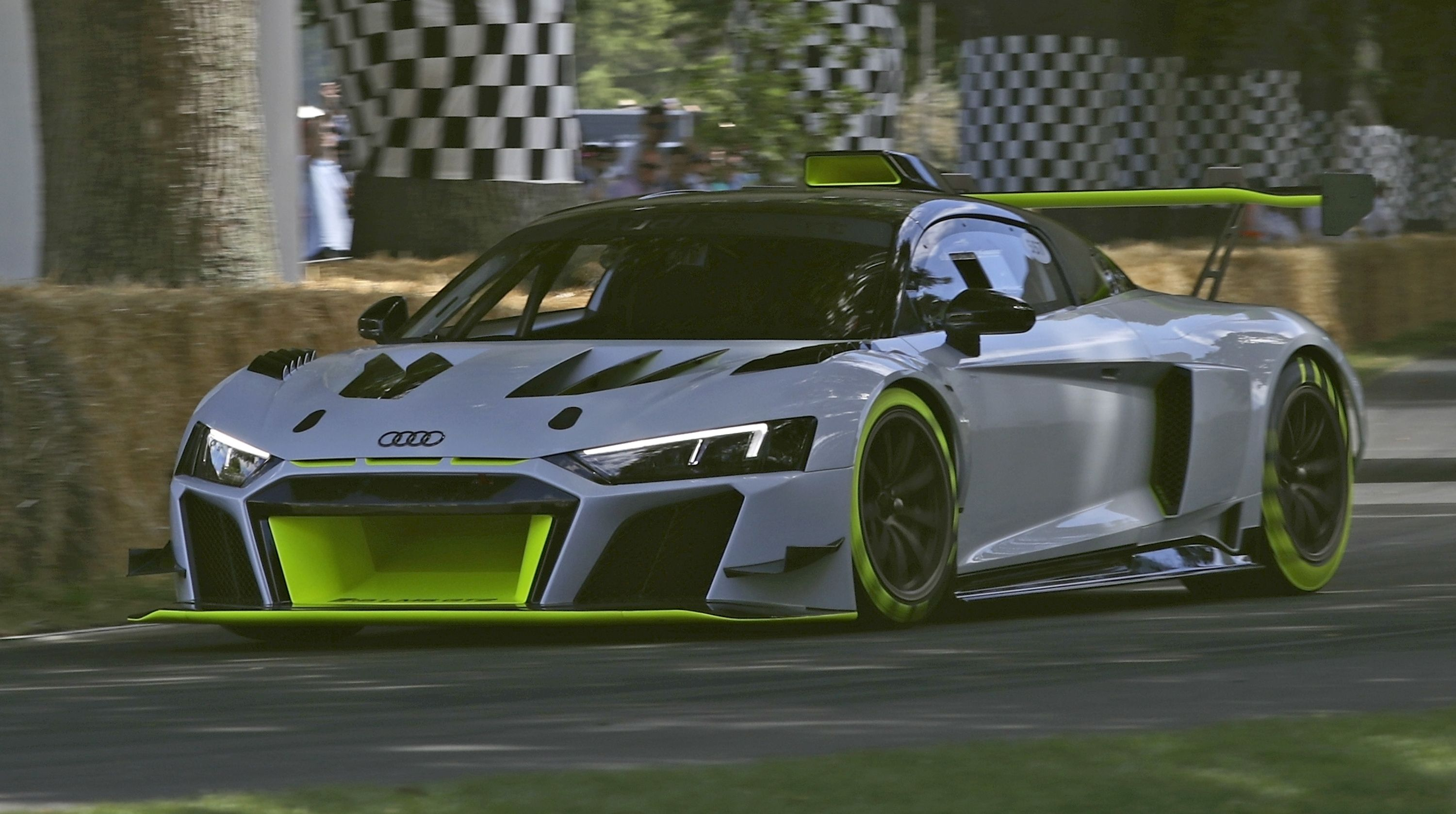 The 2020 Audi R8 LMS GT2 Is The R8 We Deserve For The Road But Can 3001x1679