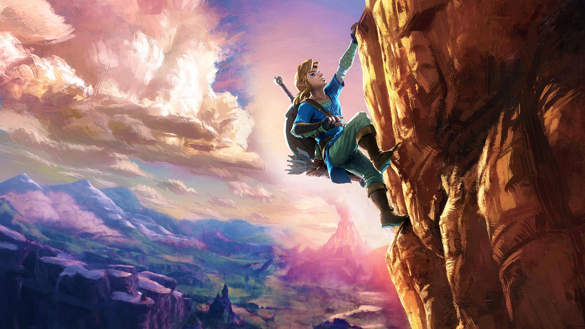 The Legend of Zelda: Breath of the Wild - najlepsze gry akcji