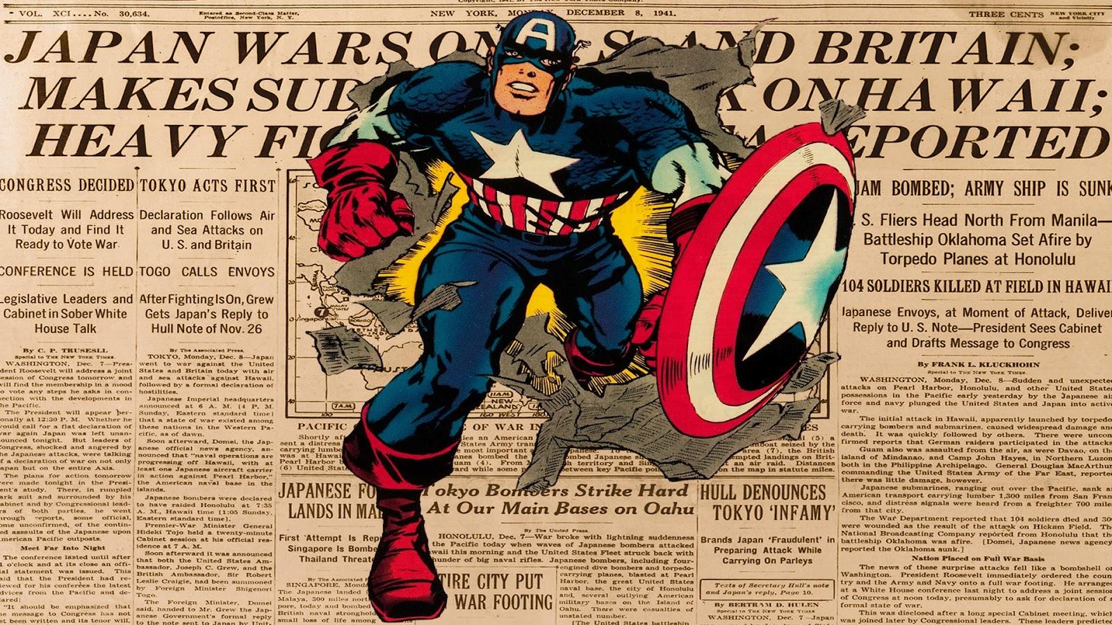 Captain America 109 1600x900