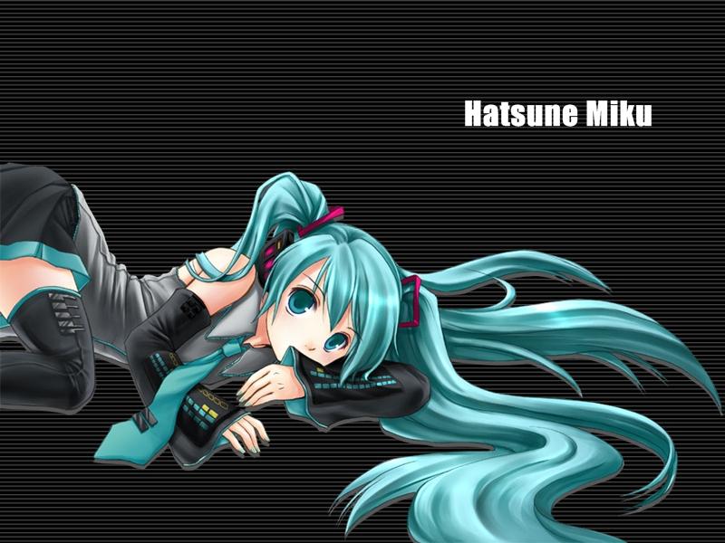 beautiful hatsune miku wallpaper wallpapers55com   Best Wallpapers 800x600