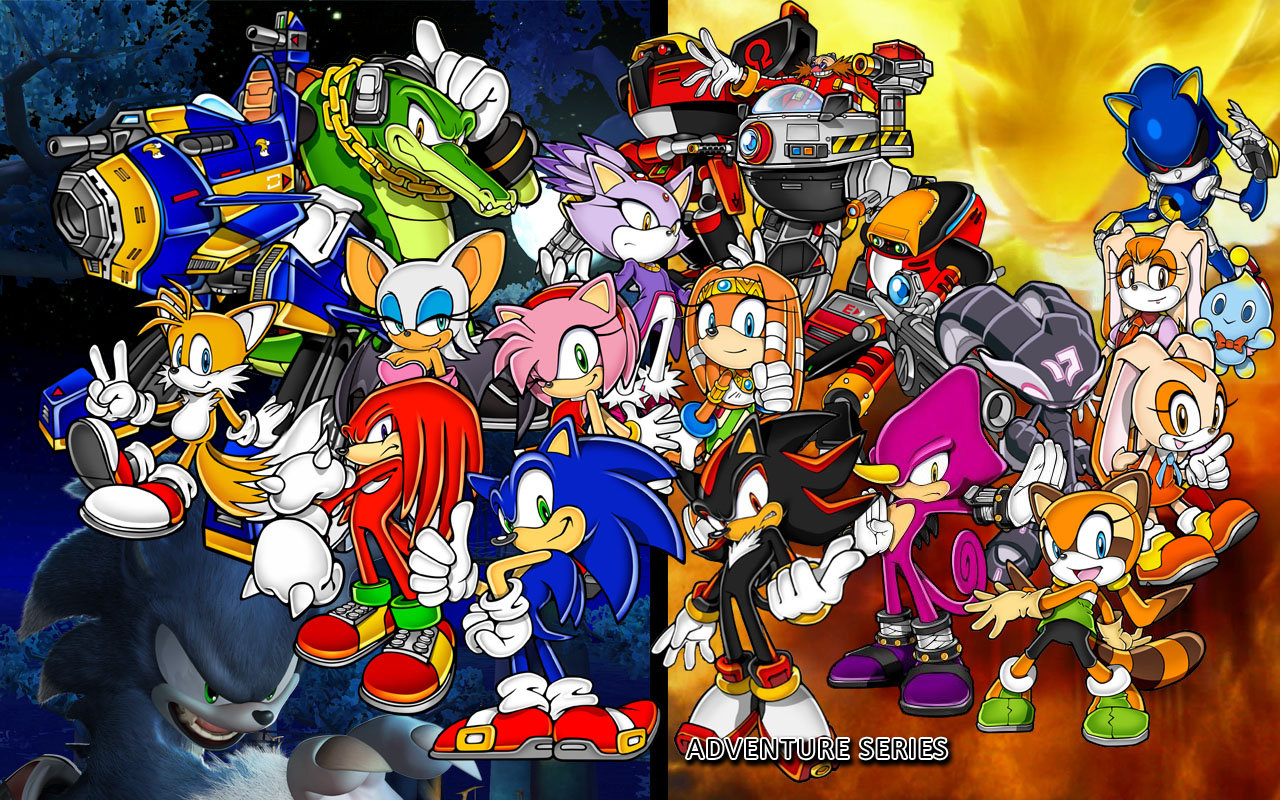 Sonic Adventure 2 Wallpaper Wallpapersafari