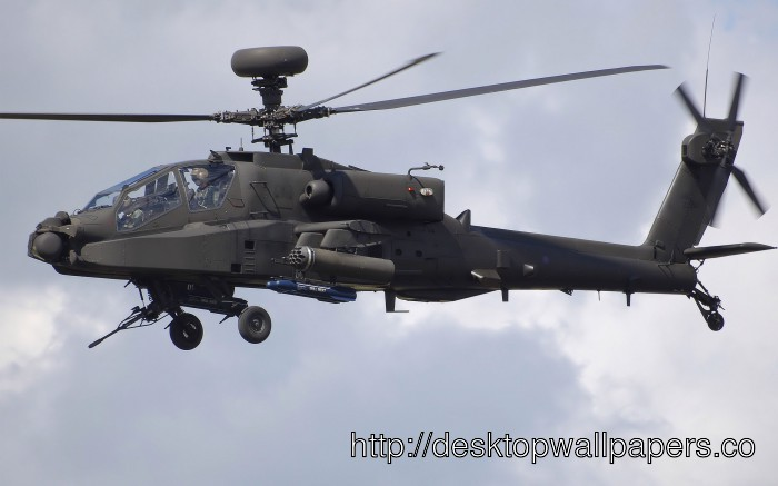 Apache Longbow Helicopter WallpaperDesktop Wallpapers Download 700x437