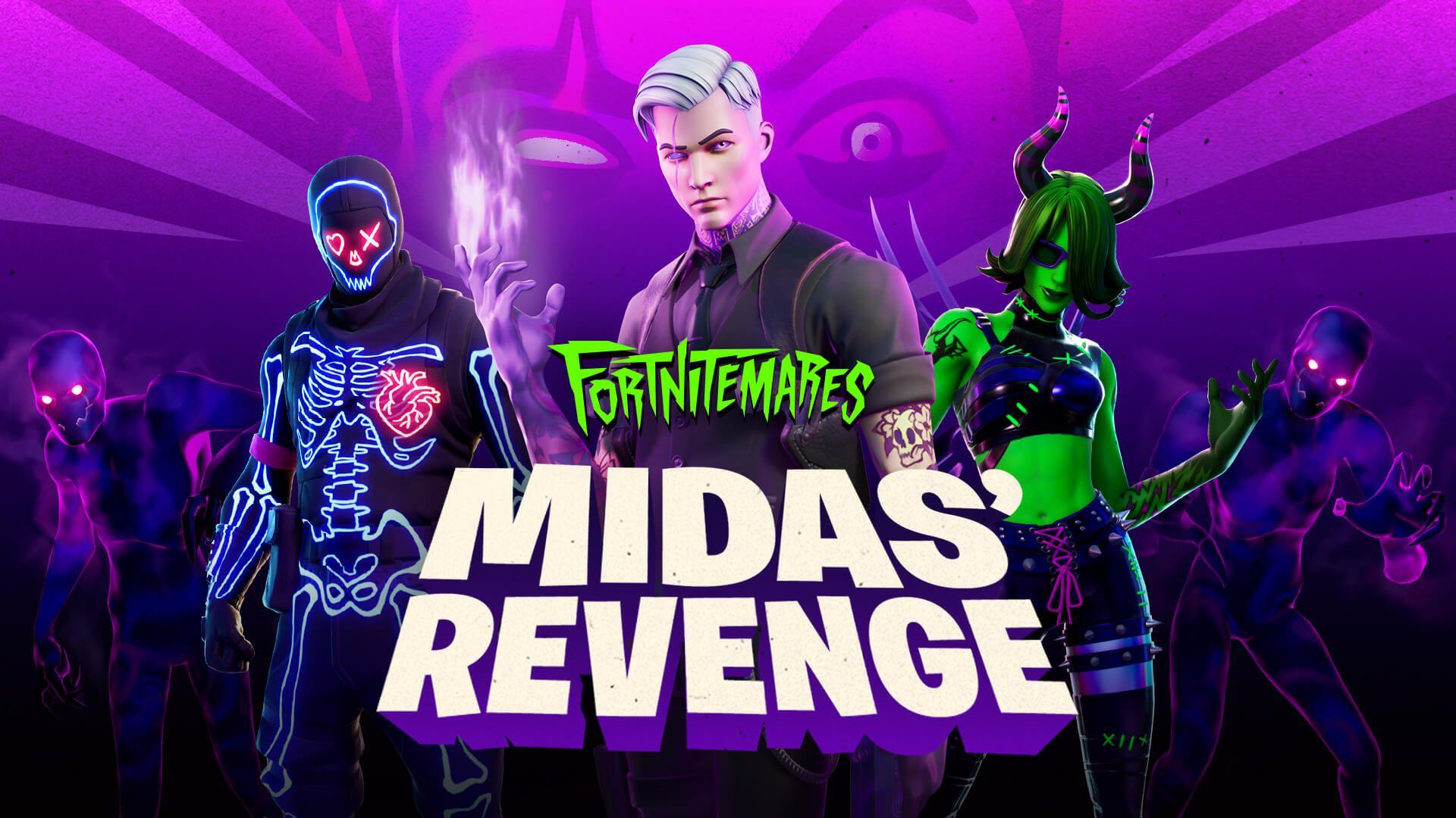 Midas Revenge Wallpapers 1920x1080