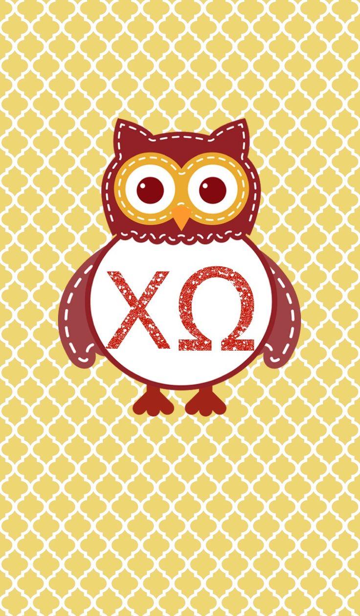 Chi Omega iPhone monogram background Monogram Love Pinterest 736x1258