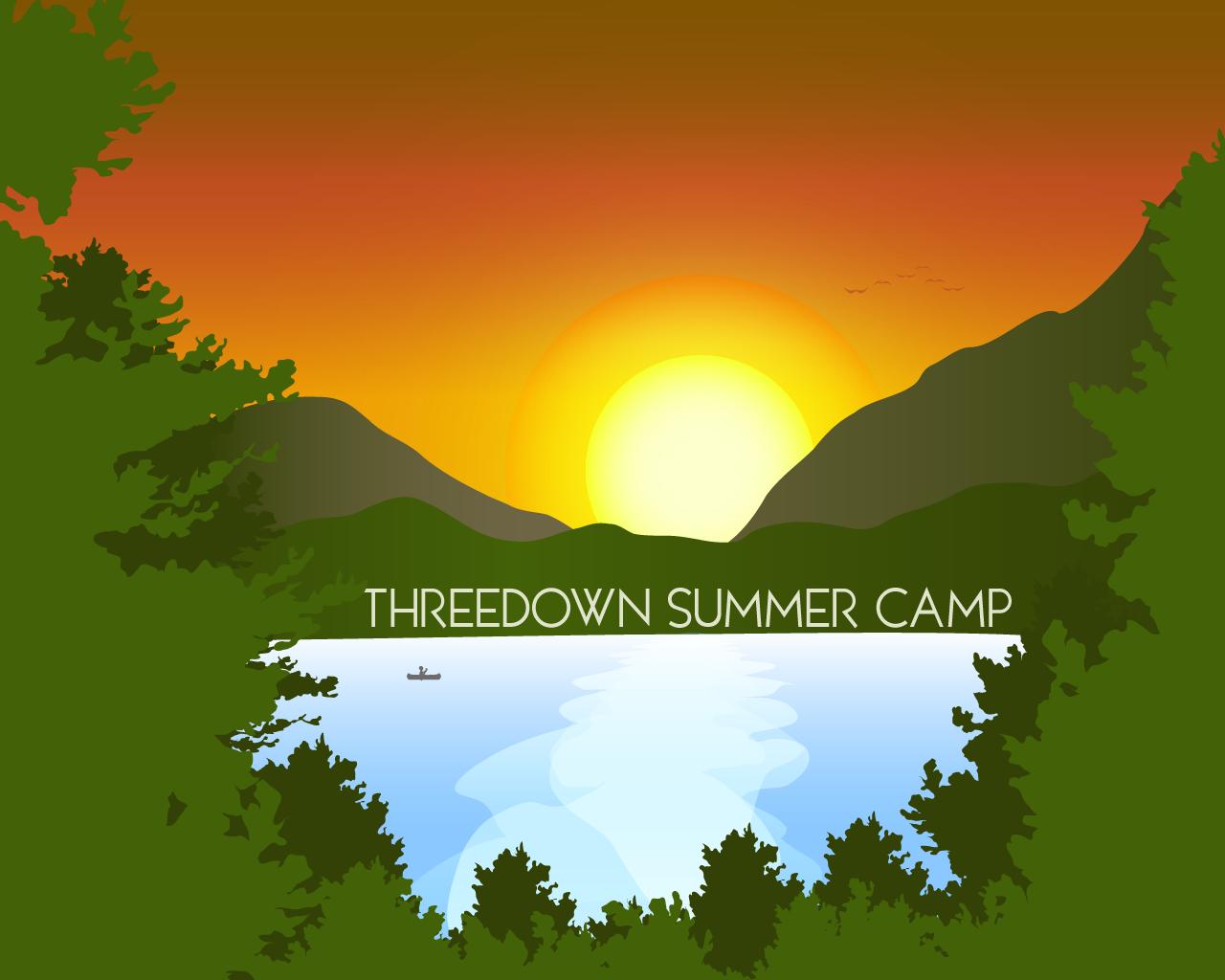 Summer Camp Wallpaper Summer Camp 1280x1024