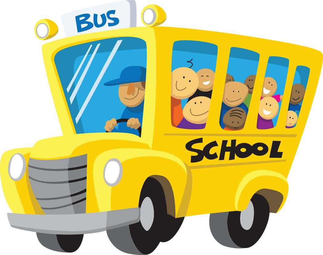 School Buses Running On French fry Grease 1050x828
