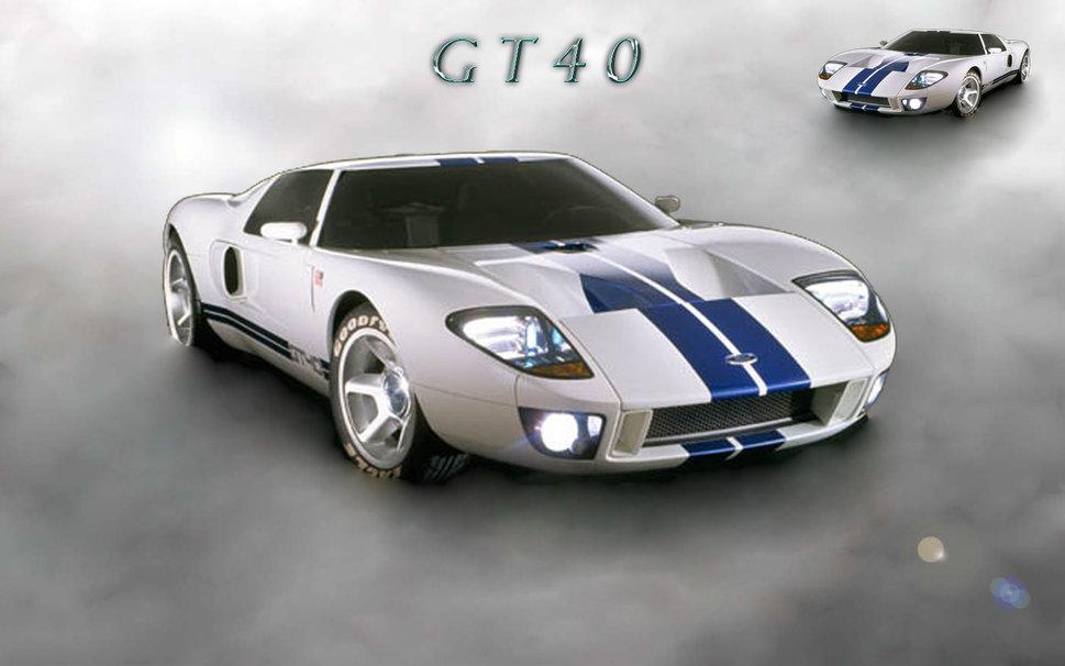 Ford GT   GT40 wallpaper   ForWallpapercom 969x606