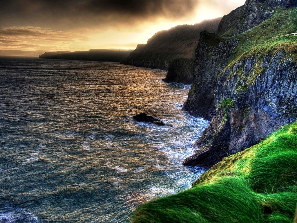 49] Ireland Landscapes Wallpaper on WallpaperSafari 1024x768