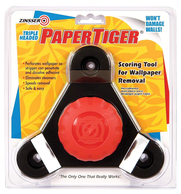 Zinsser 2976 Paper Tiger Floating Self Aligning Triple Head 1398x1500