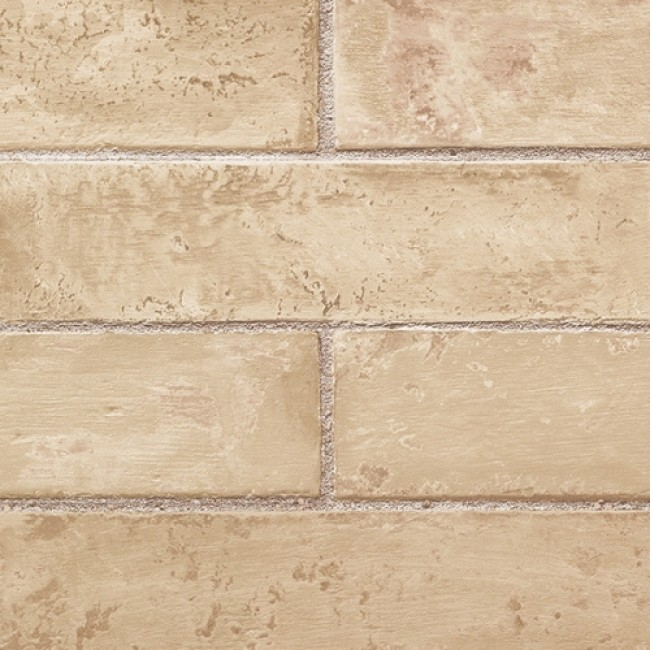BEIGE REALISTIC BRICK WALLPAPER   All 4 Walls Wallpaper 650x650
