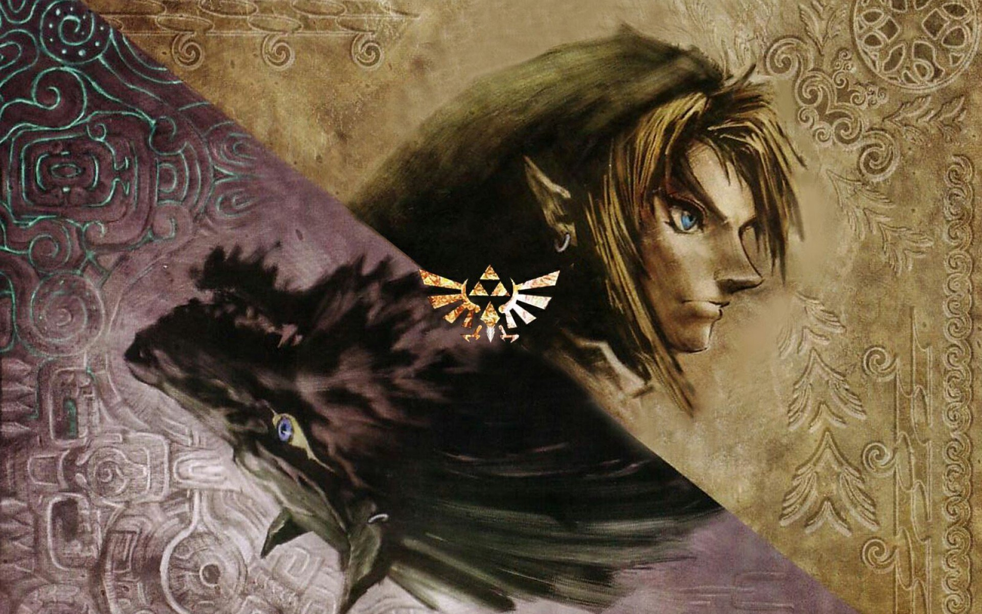 The Legend Of Zelda Twilight Princess Desktop Backgrounds 1920x1200