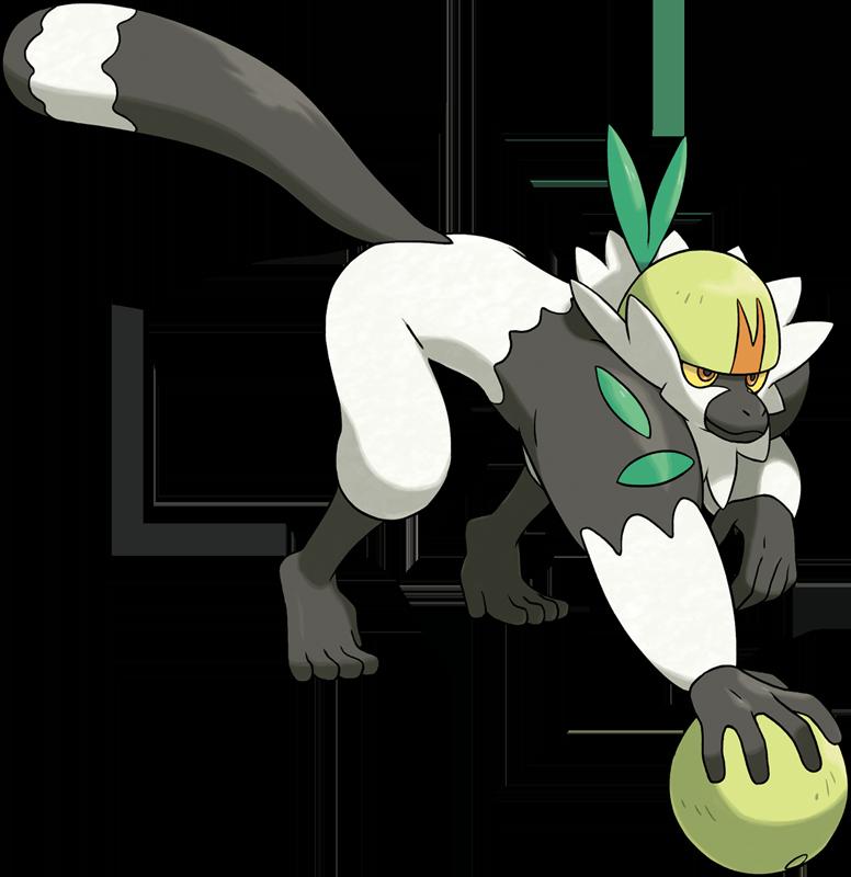 Pokemon 766 Passimian Pokedex Evolution Moves Location Stats 776x800